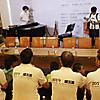 Die Vier EvangCellisten in der 'Yanlord Academy of Stream in Cloud / 溪云书院' 2019 (Foto: Archiv)