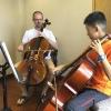 Öffentliche Meisterklasse, Einzel- & Ensemblestunden sowie der Cello-Orchester-Workshop