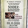 Konzertplakat Römhild (2020)