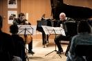 Alexey Shestiperov & Harald Oeler beim Abschluss-Triptychon der