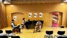 Markus & Violetta Köhn während der Cello- und Kammermusikkurse innerhalb der