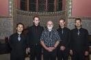 Nach dem Konzert in der Capella Vox Coelestis in Weimar 2013 mit Labelchef Wolf-Günter Leidel und Alexey für den erkrankten Lukas. (Foto: Stefan Schmidt)