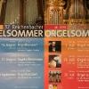 Konzertplakate Reichenbacher Orgelsommer 2018