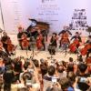 Beim Ensemblekonzert (Foto: © '3rd Chengdu Jiezi International Youth Music Festival 2019')