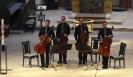 Während des Konzertes in der Stadtkirche Bayreuth am 09.08.2015. (Foto: Archiv)
