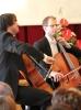 Lukas & Hanno während des Konzertes beim
