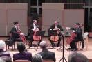 Während des Konzertes in Herford im Studio der Nordwestdeutschen Philharmonie (November 2011) (Foto: Archiv)